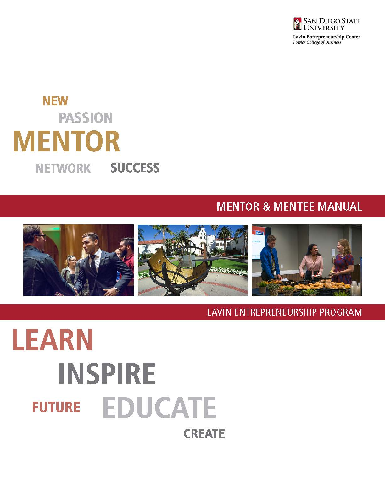 mentor mentee manual cover