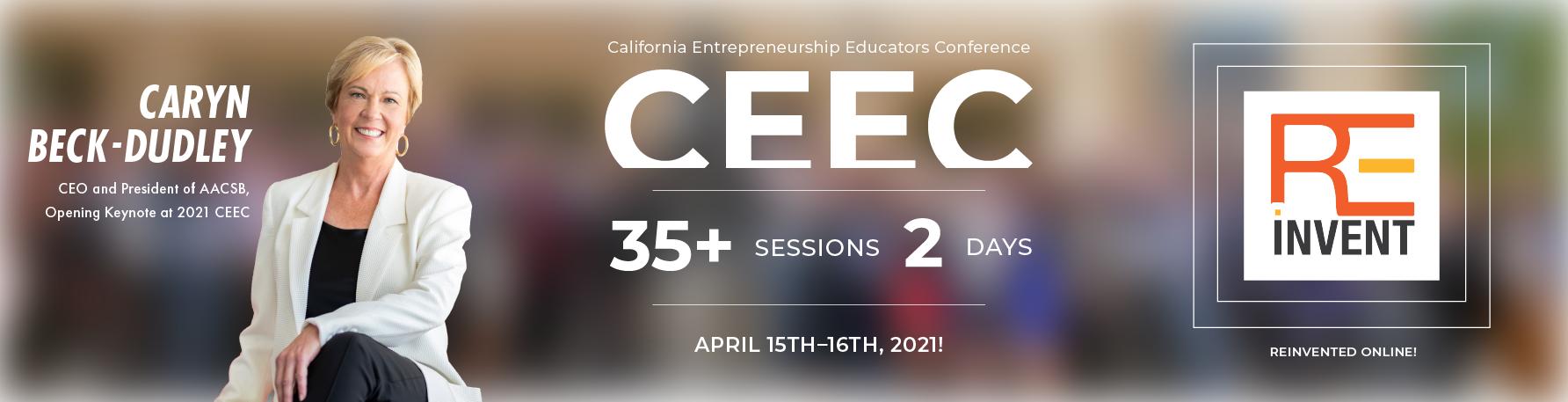 California Entrepreneurship Educators Conference