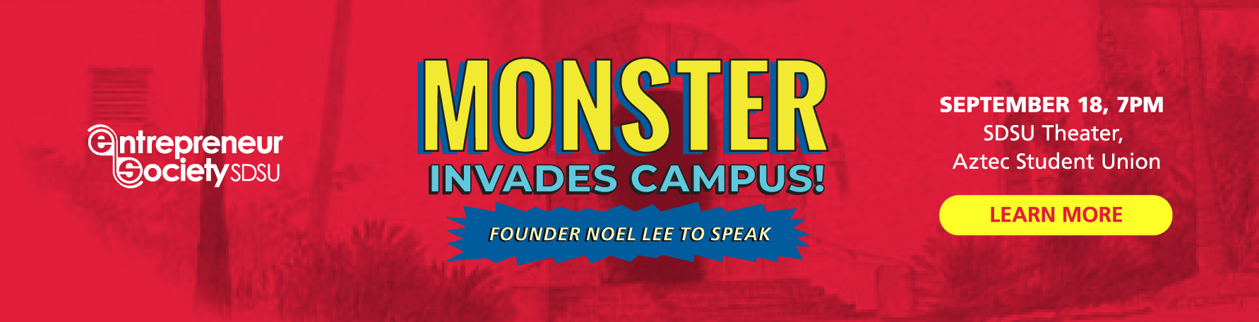 Noel Lee Founder of Monster to Speak